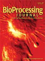 BioProcessing Journal 2007
